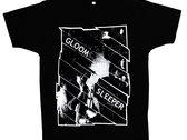 """T-Shirt """"Gloom Sleeper"""" (black) photo"""