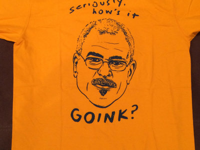 Phil Jackson GOINK Fastbreak Breakfast T-shirt main photo