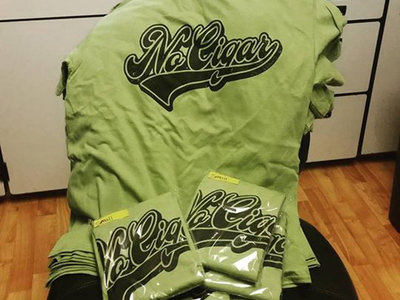 Baseball Logo Kiwi Green T-Shirt main photo