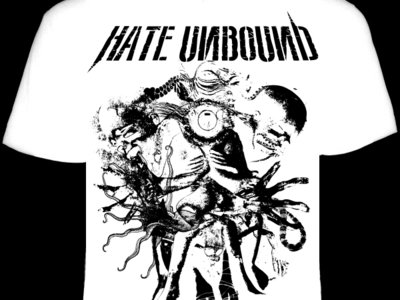 Chaos t-shirt white main photo