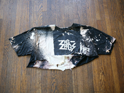 "Zig Zags ""PCP T-shirt"" (Cropper) main photo"