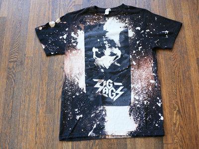 "Zig Zags ""PCP T-shirt"" (Buckshot) Size S main photo"