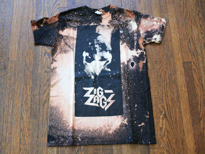 "Zig Zags ""PCP T-shirt"" (Lava) main photo"