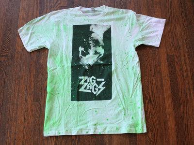 "Zig Zags ""PCP T-shirt"" (Slimer) Size M main photo"