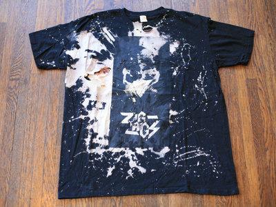 "Zig Zags ""PCP T-shirt"" (Razor) Size L main photo"