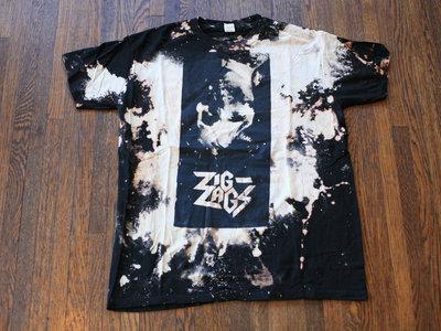 "Zig Zags ""PCP T-shirt"" (Abraxxas Nebula) Size L main photo"