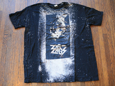 """Zig Zags """"PCP T-shirt"""" (Eyes without a Face) main photo"""