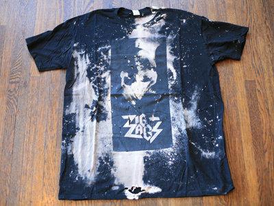 "Zig Zags ""PCP T-shirt"" (Krung Ghost) main photo"