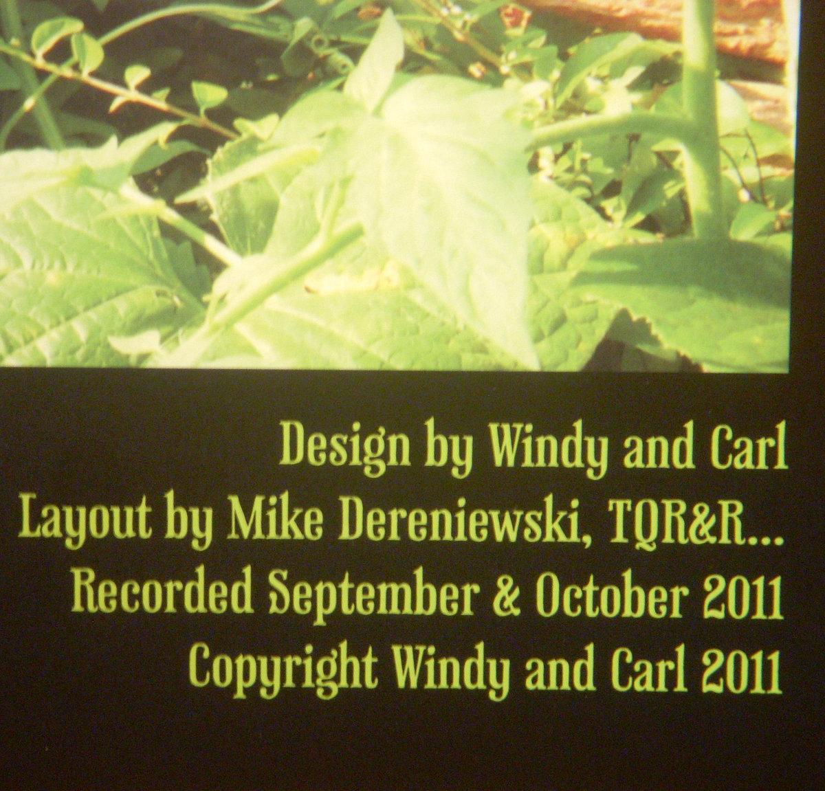 Windy Carl 4 Song Mini Album Windy Carl
