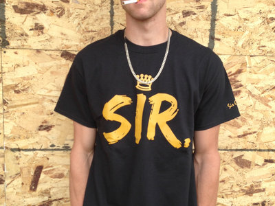 """SIR."" T-Shirt main photo"