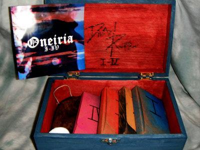 Oneiria Cassette Box Set main photo