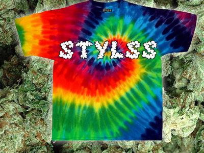 STYLSS 420 Blaze It [Limited Edition Tye Dye T-Shirt] main photo