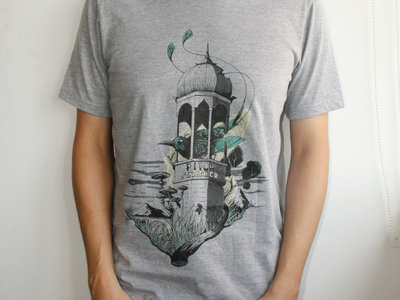 Lonely Ivory Tower Graphic Tee main photo