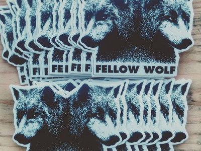 Fellow Wolf Stickers! main photo