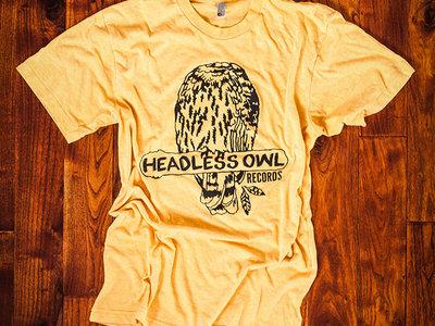 Headless Owl T Shirt main photo