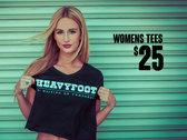 Women's No Waiting On Tomorrow T-Shirt! photo