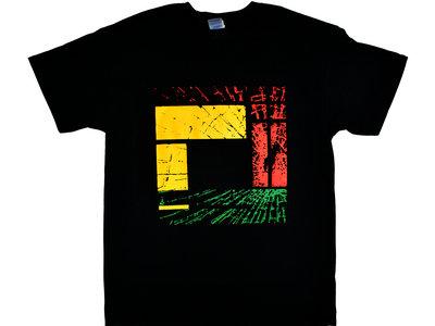 Rasta colour t-shirt main photo