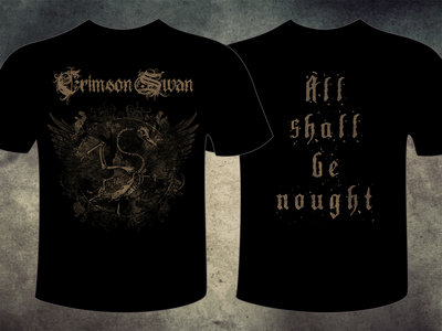 """All Shall Be Nought""-Shirt - SOLD OUT main photo"