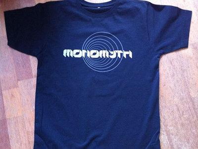Monomyth Logo Shirt (Black) main photo