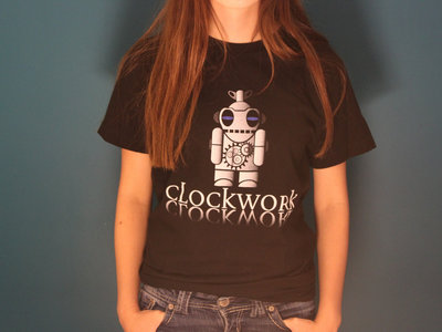 (SALE) Clockwork Robot Tee main photo