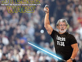 "Steele Wars ""Lucas 11:38"" t-shirt (APPROX $19 AMERICAN) LIMITED STOCK REMAINING photo"