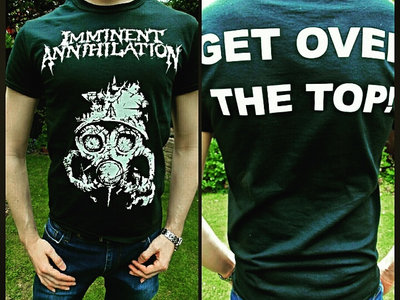 Get Over The Top T-Shirt main photo
