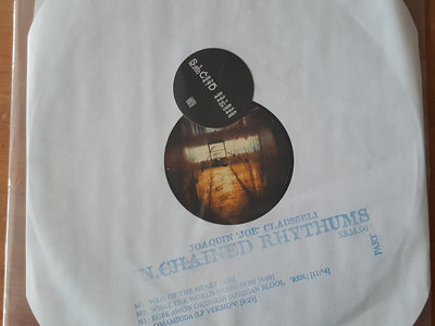 "Unchained Rhythms Part 7 - 12"" Vinyl Release main photo"