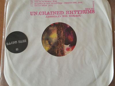 "Unchained Rhythms Part 2 - 12"" Vinyl Release main photo"