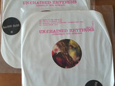 "Unchained Rhythms Part 2 - 12"" Vinyl Release photo"