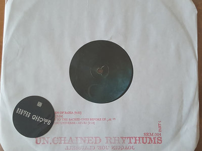 "Unchained Rhythums Part 8 - 12"" Vinyl Release main photo"