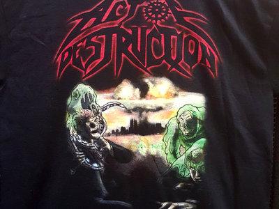 "Extinction ""GET DESTROYED"" T-Shirt main photo"