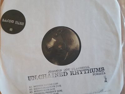 "Unchained Rhythms Part 6 - 12"" Vinyl Release main photo"