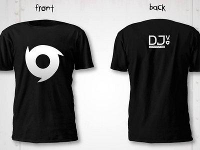 DJversion666 Logo T-shirt main photo
