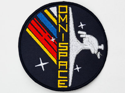 OMNISPACE embroidered patch main photo