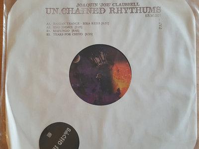"""Unchained Rhythms Part 1 - 12"""" Vinyl main photo"""