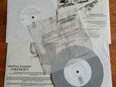 """Ceremony - 7"""" Vinyl - Mental Remedy photo"""