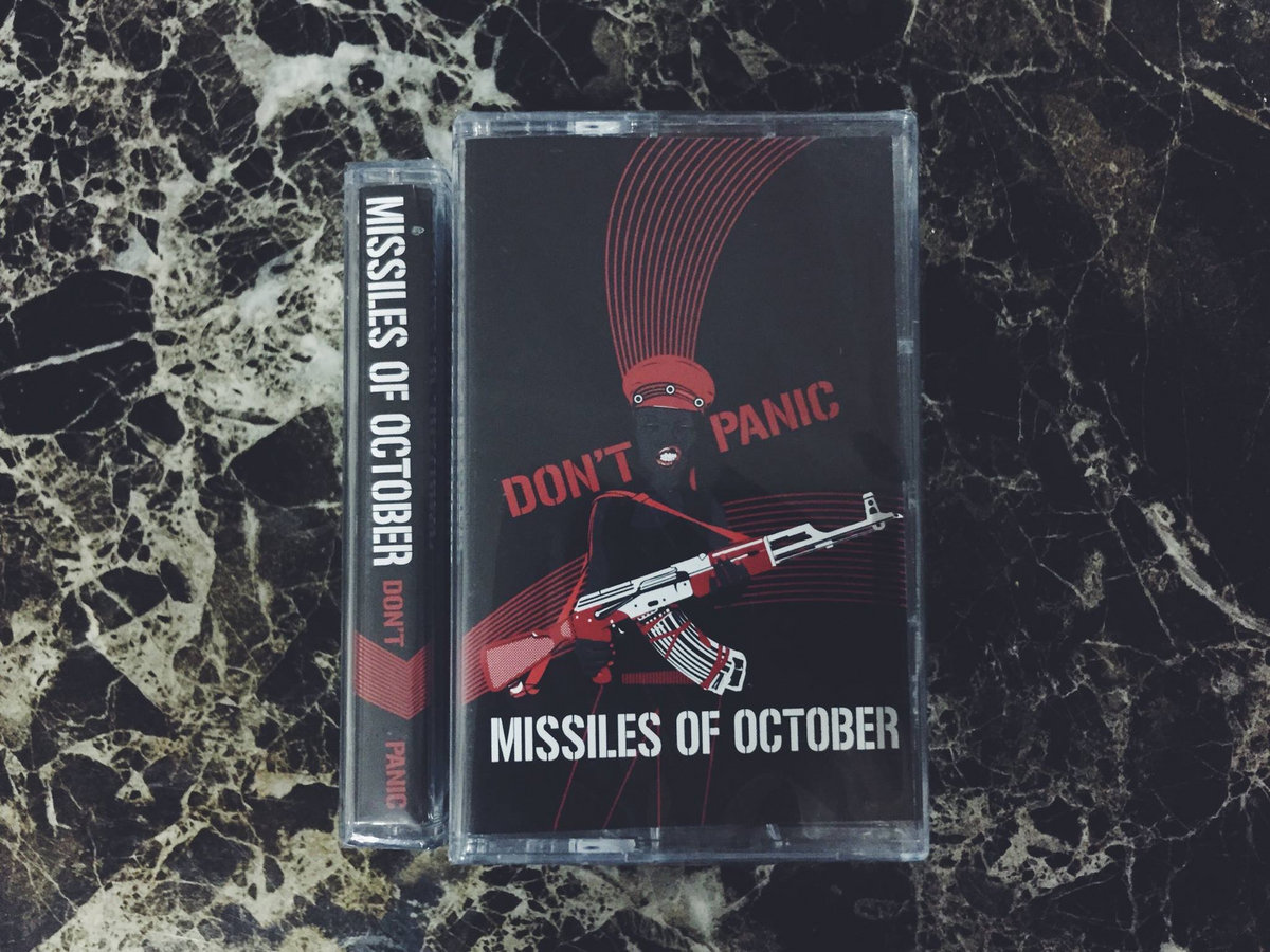 cassette version our their first album with bonus track from previous body ep includes unlimited streaming of don t panic 2014 via the free bandcamp app