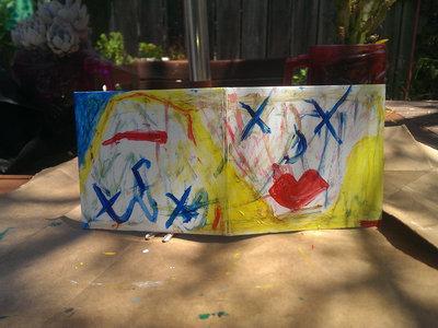 """American Boy / American Girl"" Hand Painted Sleeve main photo"