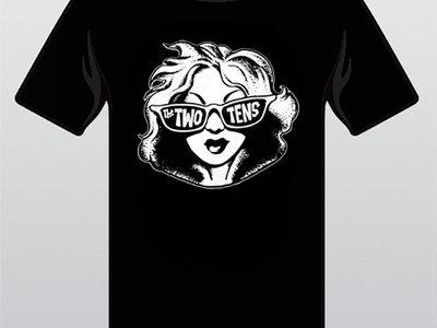 Girl Face Design T-shirt main photo