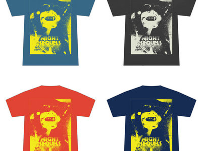 NIGHT SEQUELS - T Shirt main photo