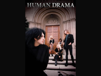 Human Drama 12x18 World Inside Limited Edition Print main photo