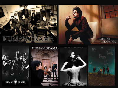 All 6 Limited Edition Human Drama and Johnny Indovina 12x18 Prints main photo