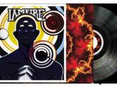EYES WIDE OPEN, vinyl + ILLUMINATI TEE, BLACK photo