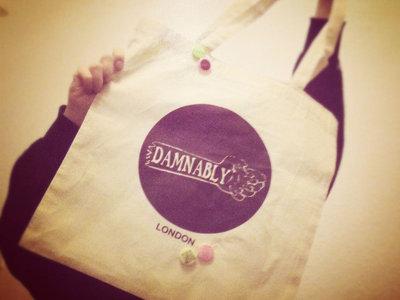 Damnably Tote Bag main photo