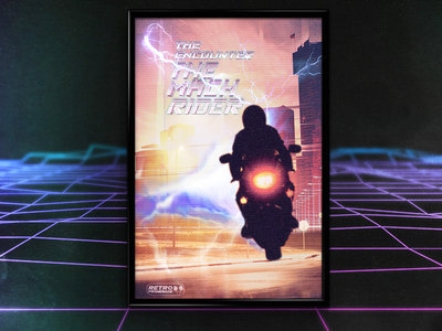 The Encounter - The Mach Rider Poster main photo