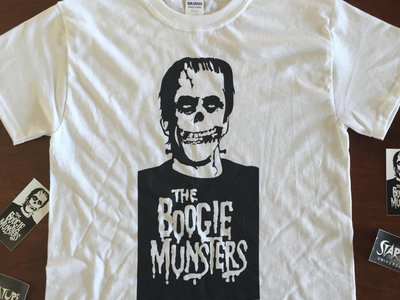 Boogie Munsters T-shirt main photo