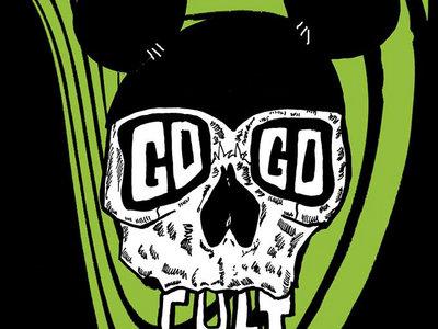GoGo Cult Mickey Skull main photo