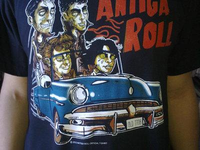 Official T-shirt main photo