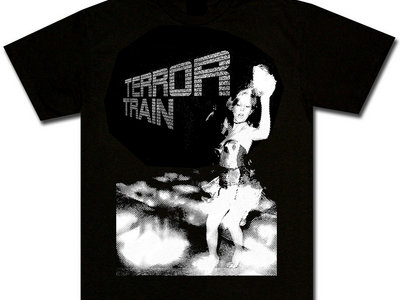 "TERROR TRAIN - ""Terror Train"" T Shirt main photo"