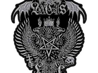 LVXCAELIS - Embroidered backpatch 2015 main photo